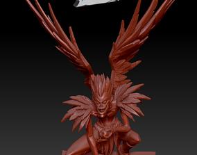 Death Note - Ryuk ryuk 3D printable model