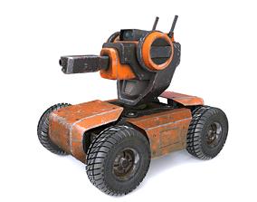 Robot T 1 3D