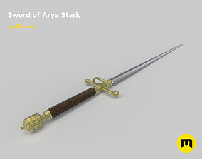 Needle Arya sword 3D printable model