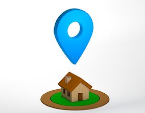 3D model Location - Home