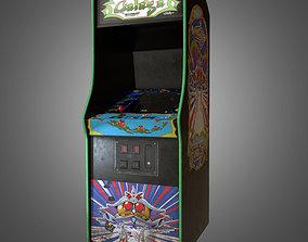 Arcade Cabinet - PBR Game Ready 3D model