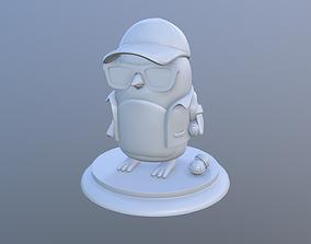3D print model Penguins Division