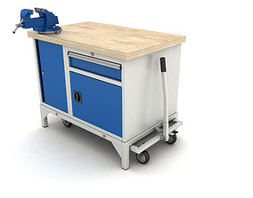 mobile workbench 3D