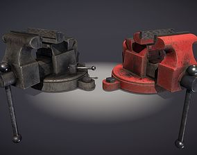 3D model Red Vice