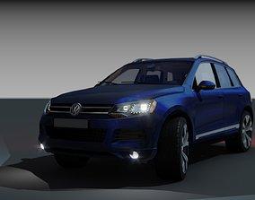2011 Volkswagon Touareg TDI 3D model