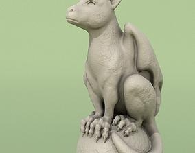 Monster Statuette A 3D printable model