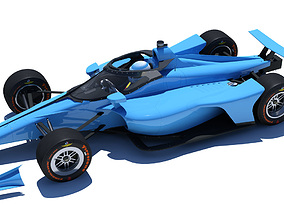 Indycar 2020 - Oval version 3D