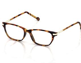 eye eyeglasses 3D print model Eyeglasses for Men and Women