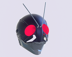 3D printable model Kamen Rider The First And The Next