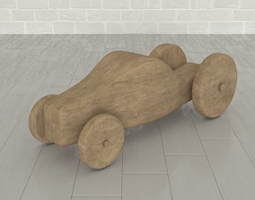 3D asset realtime Toy Car