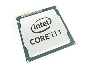 Intel CPU i11 v1 003 3D model