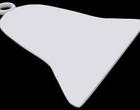 Ornament bell 3D printable model