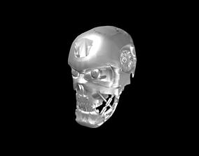 3D print model T800 Skull Terminator