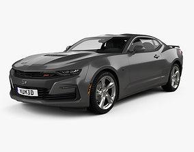 3D model Chevrolet Camaro SS 2020