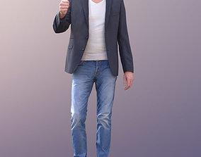 Lars 10422 - Talking Business Man 3D asset