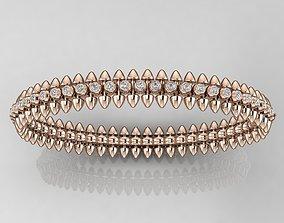 Bracelet 6 newring 3D printable model