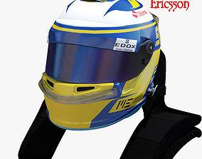Ericsson helmet 2017 3D model