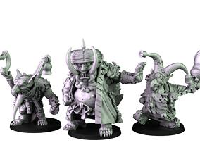 3D printable model Goblins