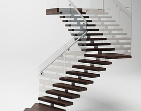 3D building Stairs