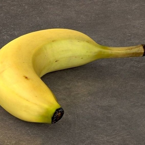 Cavendish yellow banana