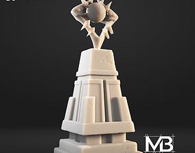3D print model FREE Eye Turret defender