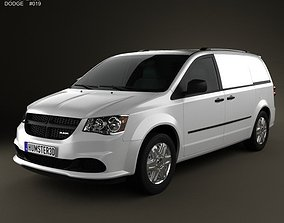 Dodge Ram CV 2011 3D model