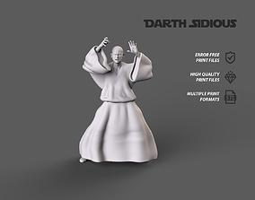 vader 3D printable model The Emperor