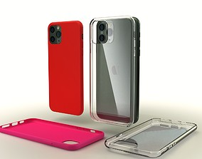 3D printable model iphone 11 pro max case