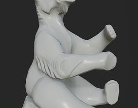 3D model props - Russian bear