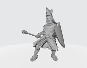 3D printable model The Red Bishop of Tartu Herman von