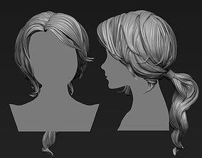 Hair 10 Printable