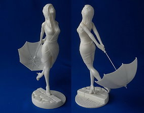 3D print model The Rain Is Over