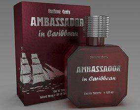 Ambassador in caribbean 3D