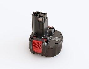 3D model Accumulator bosch