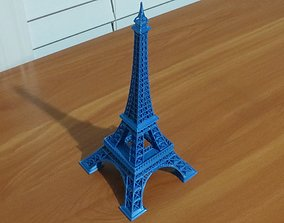3d Eiffel Tower 3D print model