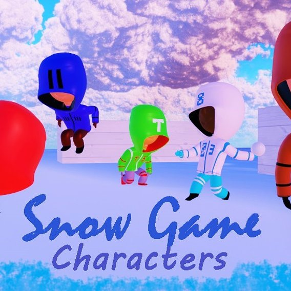 Snow Game Characters