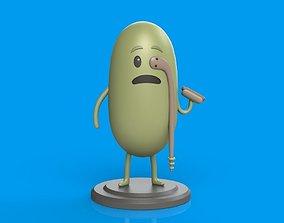 3D printable model Dumb Ways to Die Character 2