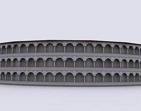 3D asset Gladiatorial arena