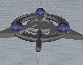 Amulet of articulation - The Elder 3D printable model 2