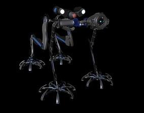 3D model AMEE Robot