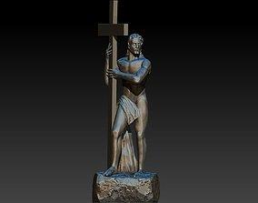 Risen Christ Santa Maria Sopra 3D print model