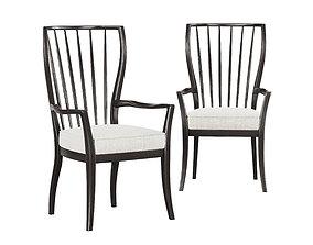 3D asset A Rudin - Side chair No 855