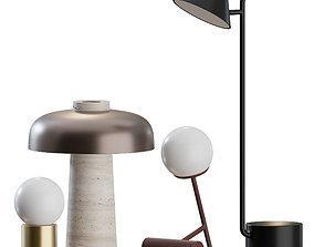 MENU Table Lamps 3D model