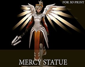 Mercy Statue for 3D Print sculptures