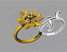 Ring 3D print model 3dmodel