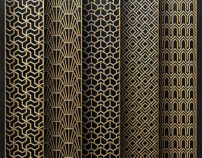Decorative panel 26 3D