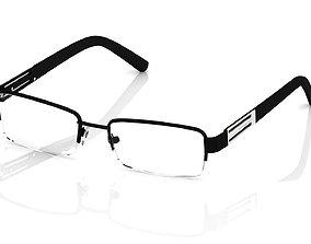 Eyeglasses for Men and Women spec 3D print model