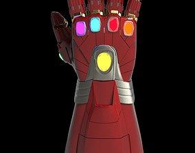End Game Iron Man Gauntlet 3D print model