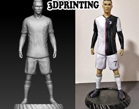 CRISTIANO RONALDO CR7 3D print model