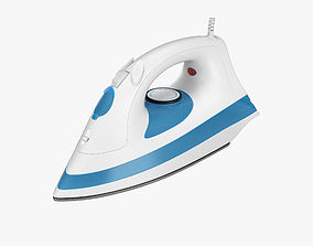 3D model Clothes Iron